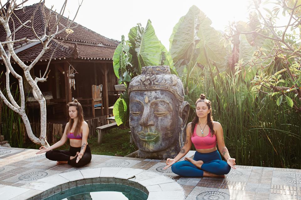 Evasion Bali - meditation et Yoga