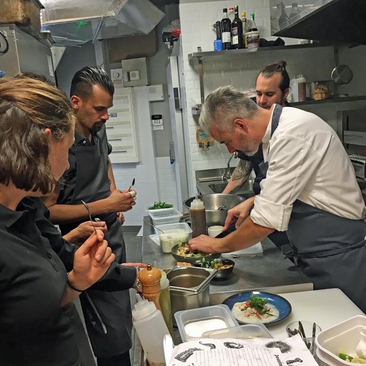 Restaurant THOMAS - la POISSONNERIE