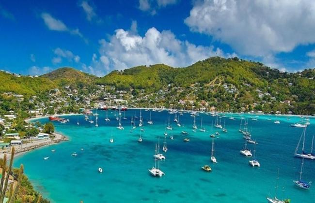 Jean Gaches - Skipper aux Grenadines : Béquia