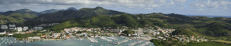 Jean Gaches - Skipper aux Grenadines : Fort de France