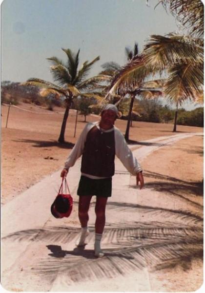 jean-gaches - Circuit aux Grenadines : le langaute C