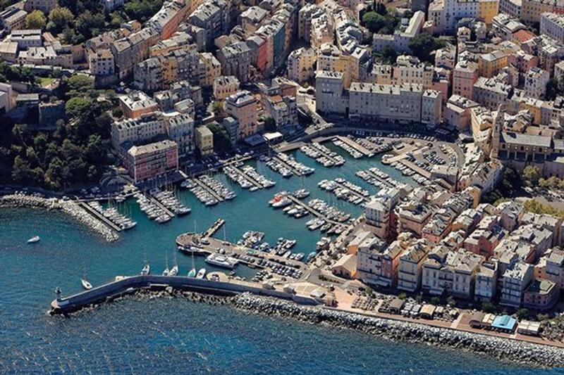 Les croisières de Jean : Bastia en Corse