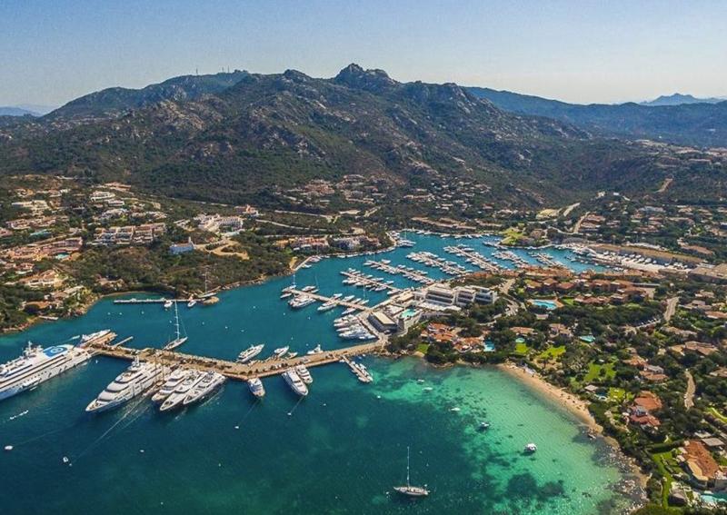 Les croisières de Jean - La Tunisie - Porto Cervo en Sardaigne photos @www.ventsdemer.fr