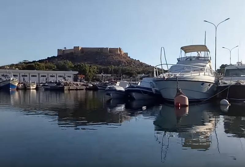 Les croisières de Jean - La Tunisie - Le Cap Bon et Kelibia - photos @little sharks