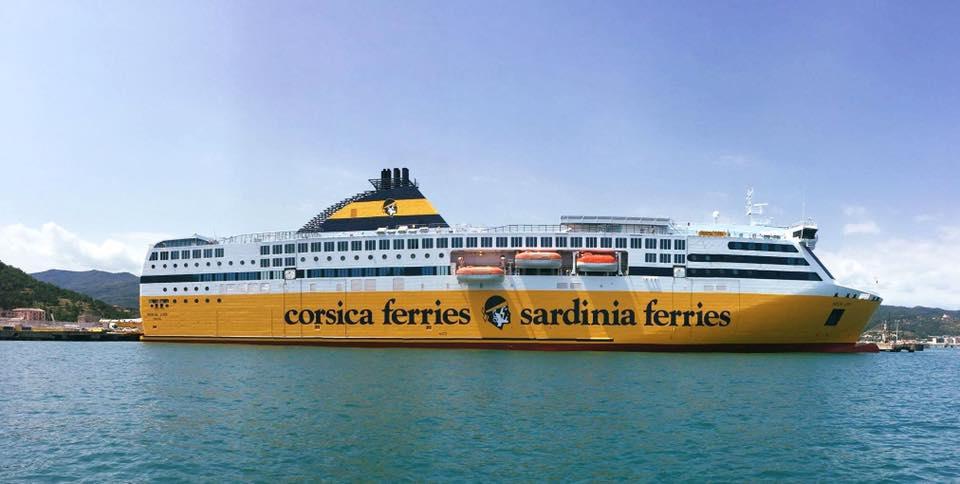 Les croisières de jean - Corsica Ferrie