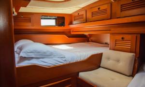 les croisières de jean aux Maldives : la couchette de rêve dans le catamaran
