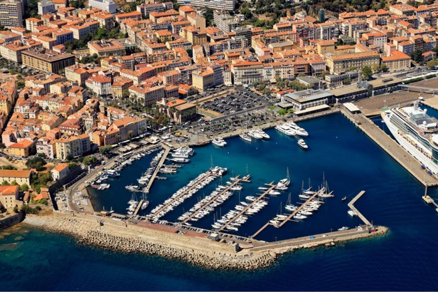 Croisieres de Jean - Croisière en Corse du Sud : ajaccio
