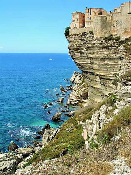 Croisieres de Jean - Croisière en Corse du Sud : Bonifacio