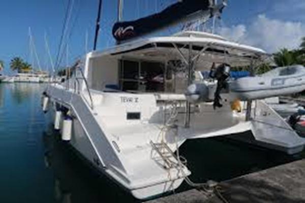 Croisieres de Jean - Croisière en Corse du Sud : catamaran