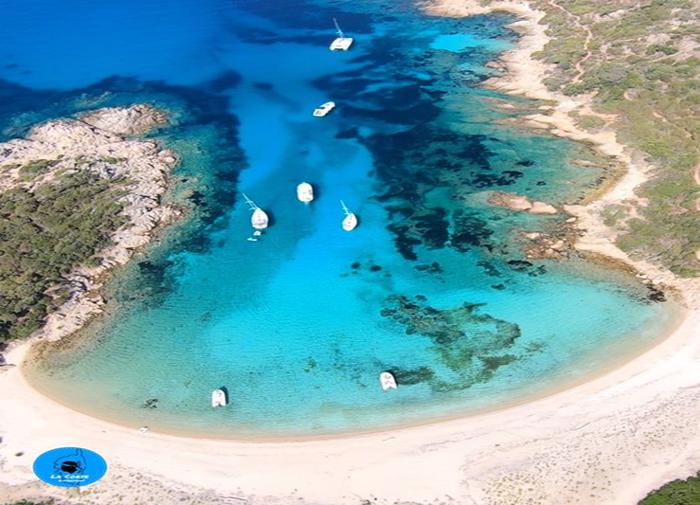 Croisieres de Jean - Croisière en Corse du Sud : la conca @LaCorseAutrement