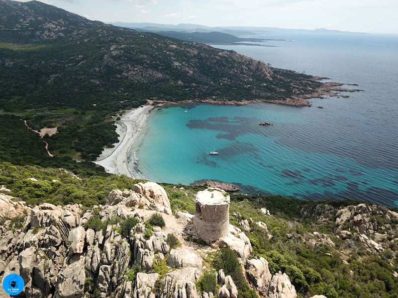 Croisieres de Jean - Croisière en Corse du Sud : rocapina @LaCorseAutrement