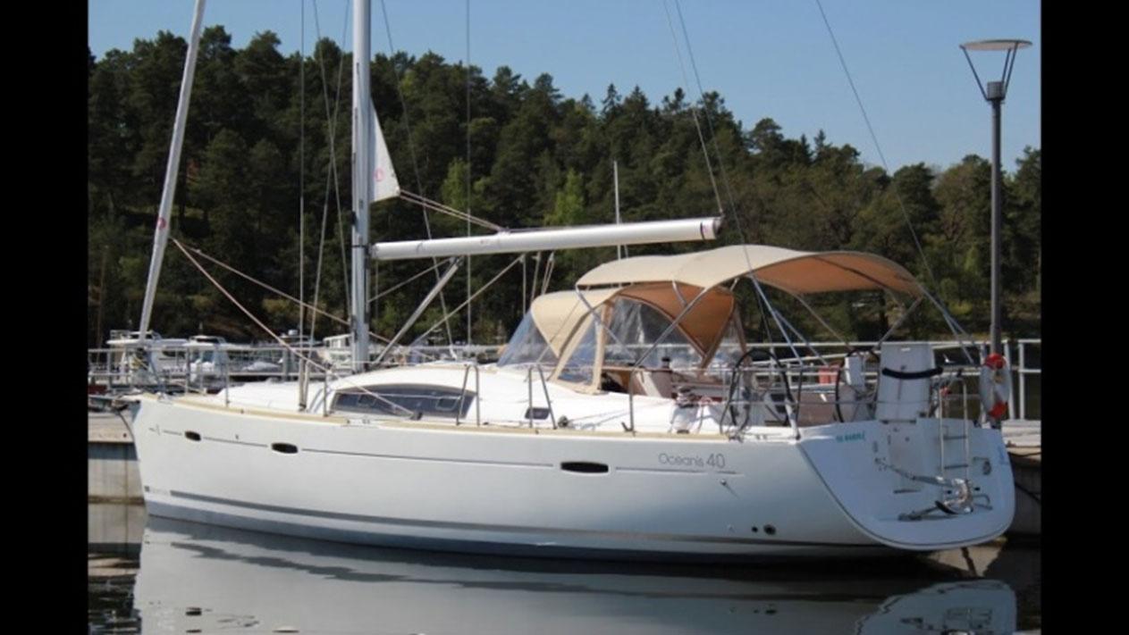 Croisières Jean Gache - Les iles vierges Britanniques : notre bateau