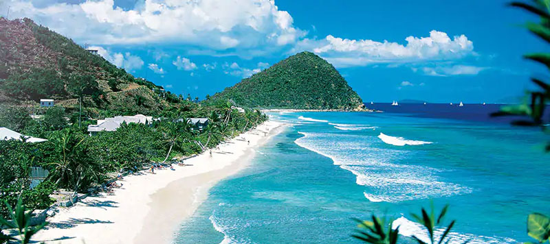 Croisières Jean Gaches - Iles Vierges Britanniques : Tortola par © 2021 Norwegian Cruise Line Holdings Ltd
