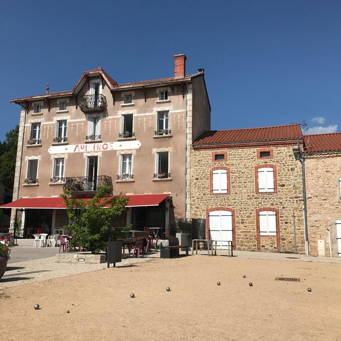 Auberge de Chassignolles - Haute Loire -